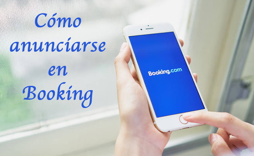 como anunciarse en booking