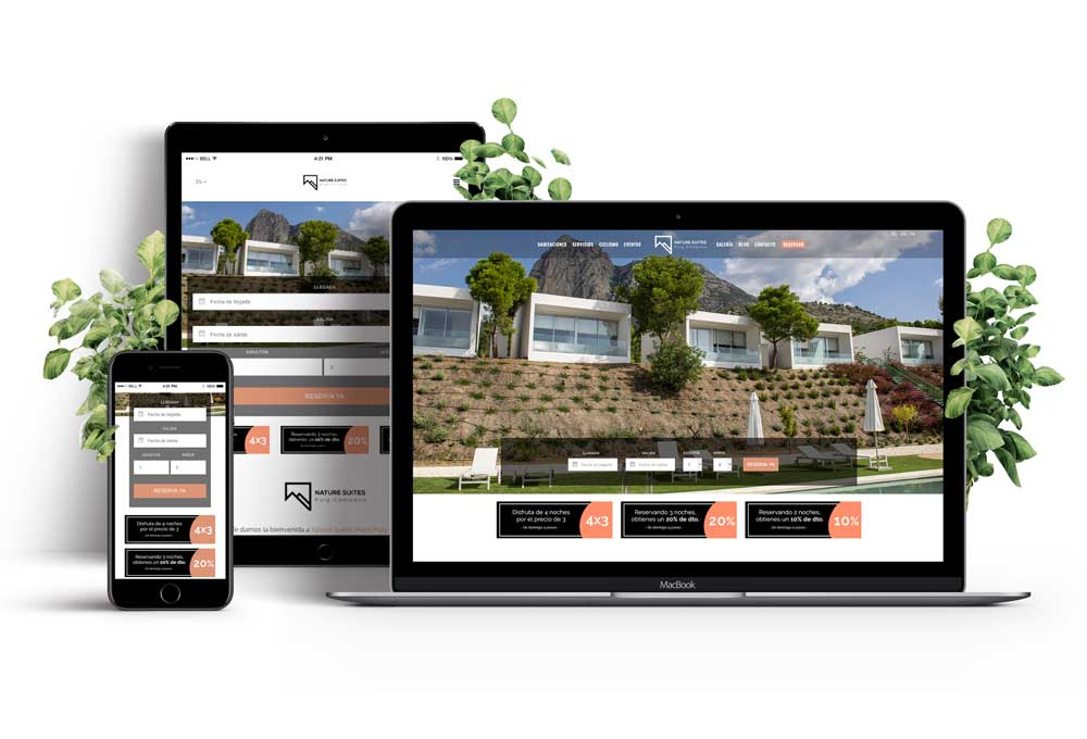 diseño-web-nature-suites-hotel
